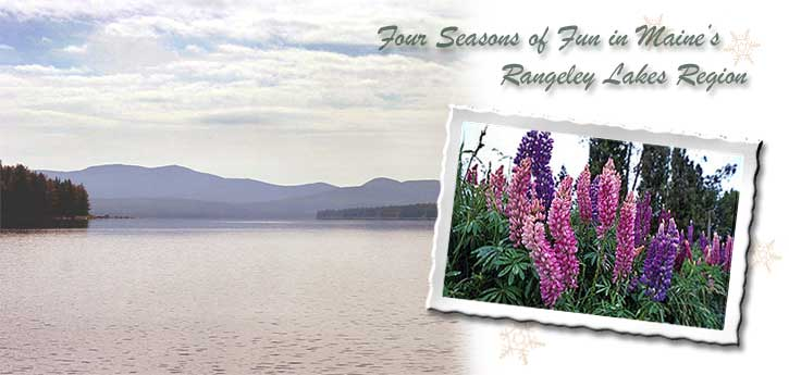 Rangeley, Maine - Four Season Resort in Maine's Western Mountains and Lakes